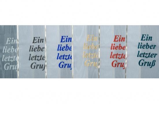 Schriftfarbenvariation